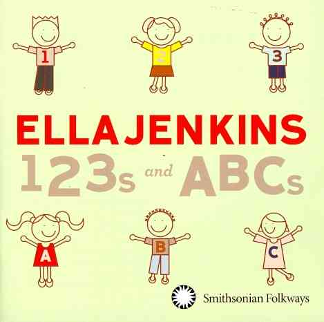 123S AND ABCS BY JENKINS,ELLA (CD)